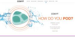 Conair - skin care Banner design