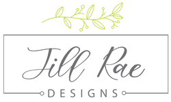 Jill Rae Designs - Logo Design