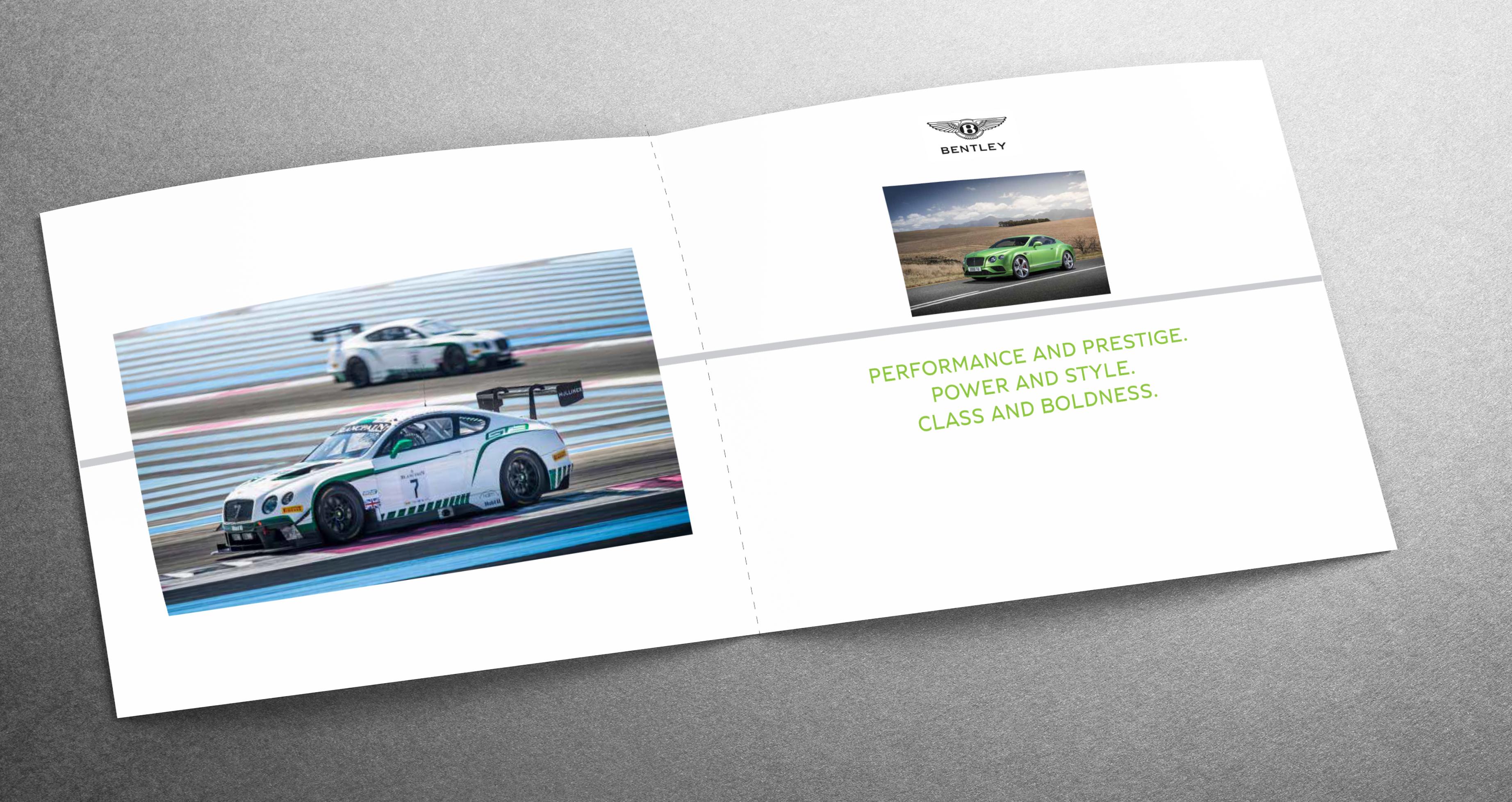 Bentley Brochure 1
