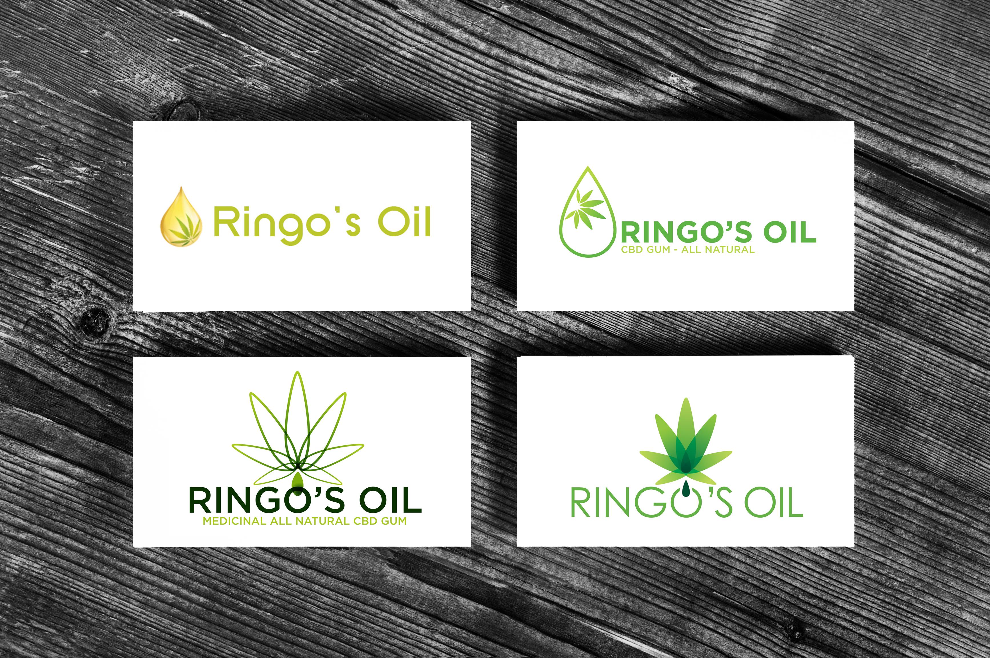 Ringo's oil logos
