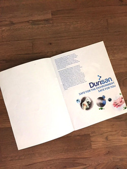 Durisan Brochure 1
