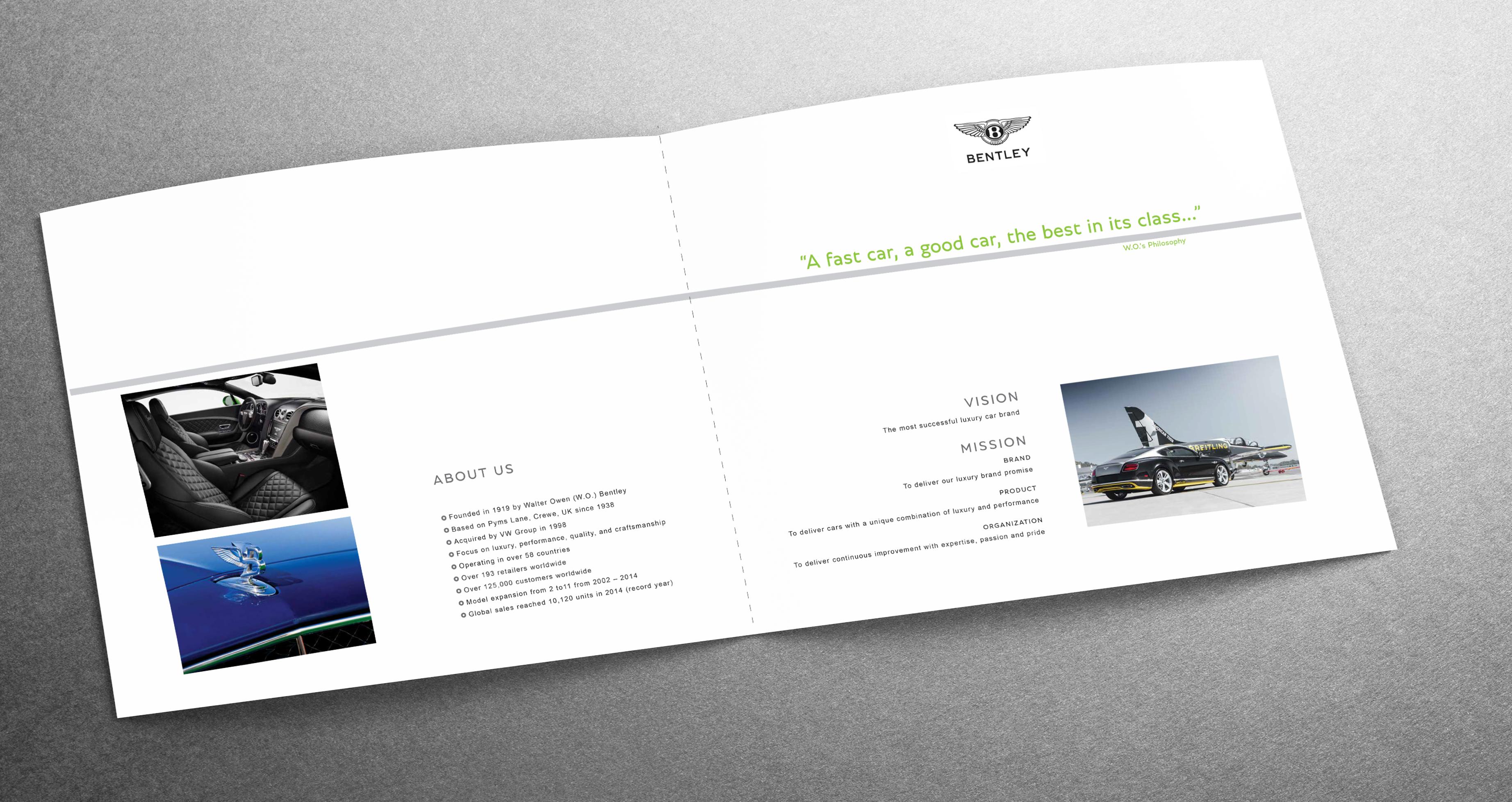 Bentley Brochure 3