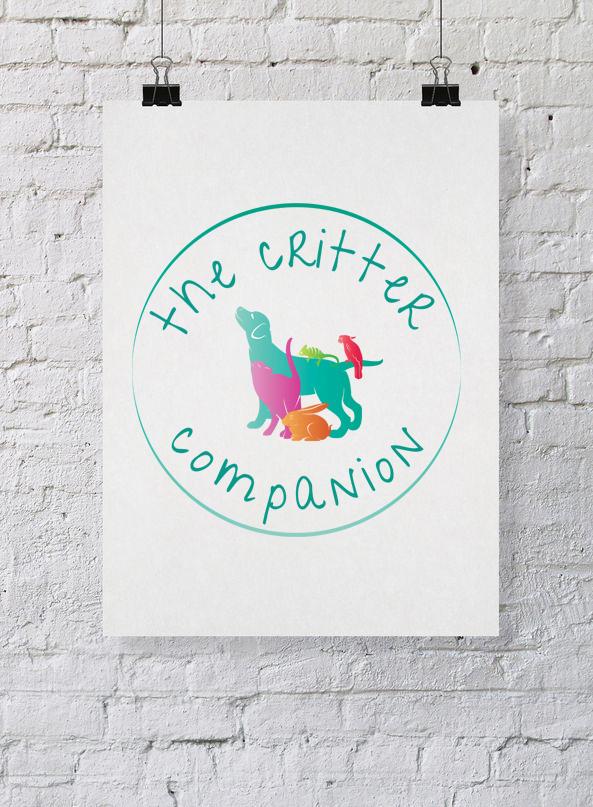 Critter Companion logo