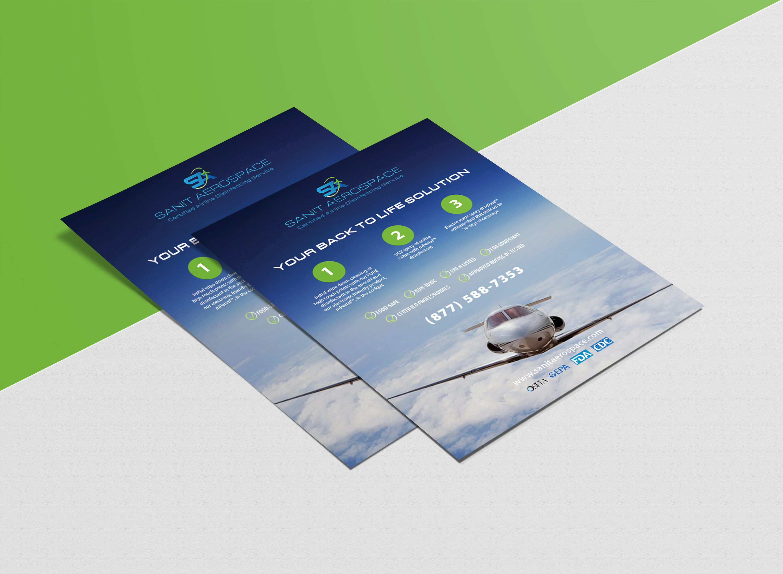 Aerospace Sanitizing Brochure
