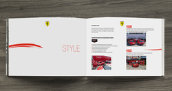 Ferrari Racing Partnership Brochure