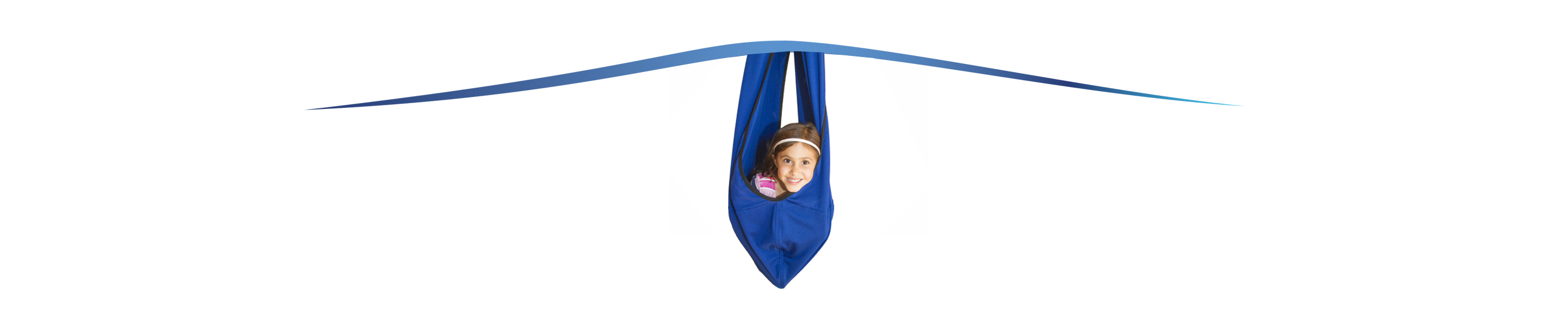 Therapy-cuddle-swing-blue-