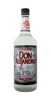 Don Alejandro_Silver_ Bottle Shot_110dpi