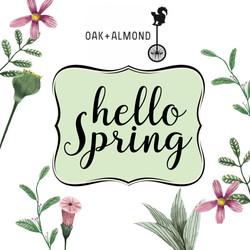Oak & Almond Restaurant Social Media