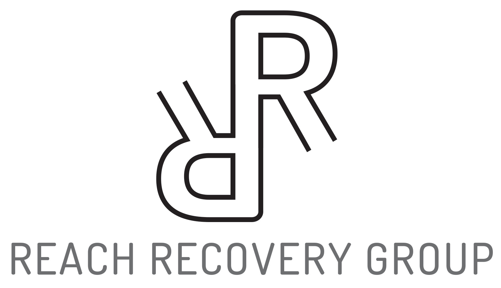 ReachRecoveryGroup Logo design