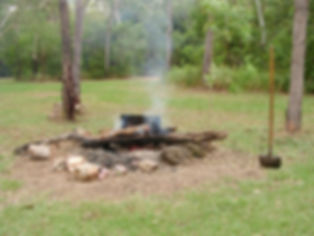 Personal Camp fire