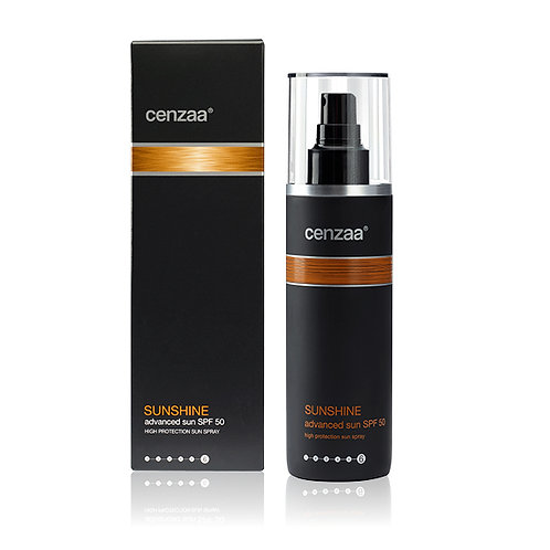 Cenzaa Advanced Sun SPF 50 - 200ml