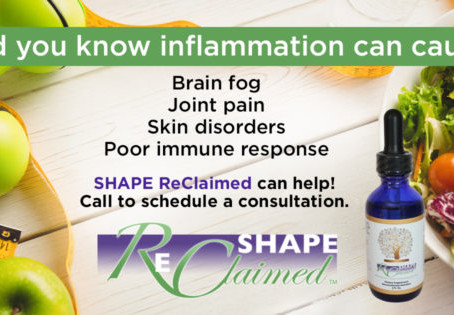 Shape Reclaimed for Inflammation
