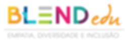 Imagem com o logo da Blend Edu, consultoria em diversiade e inclusão para empresa