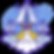 Ícone com uma nave decolano