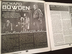 Richard Bowden & MCT