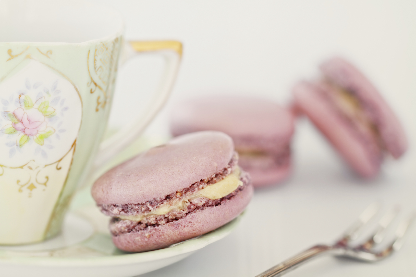 Sweet Tea Cakes