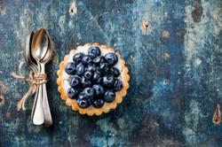 Blueberries & Buttermilk