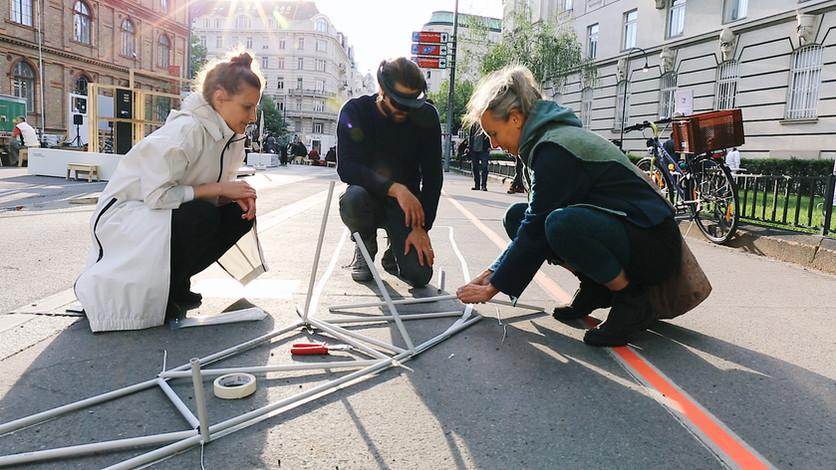 Augstruction, Vienna