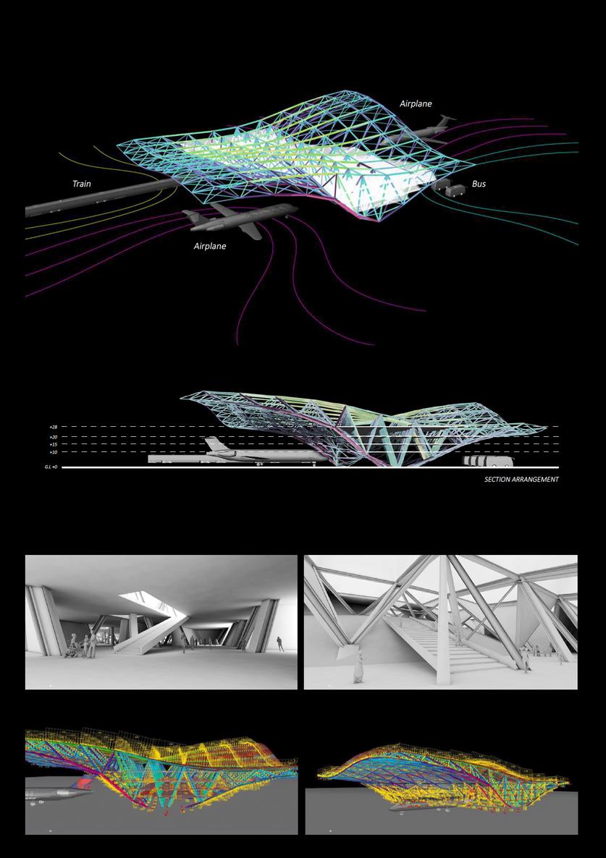 Structural Design, Refugee Center