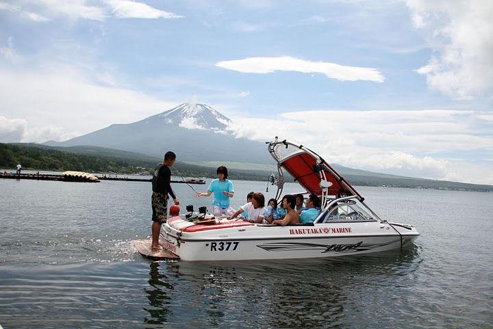 ボート貸切コース