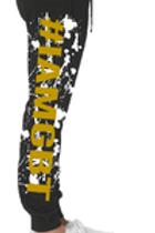 #IAMGBT Joggers (Splatter Design)