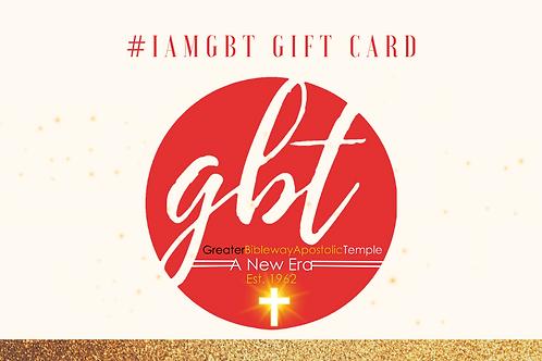 #IAMGBT Platinum Gift Card