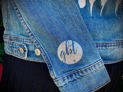 God's Guy/ God's Girl Denim Jackets