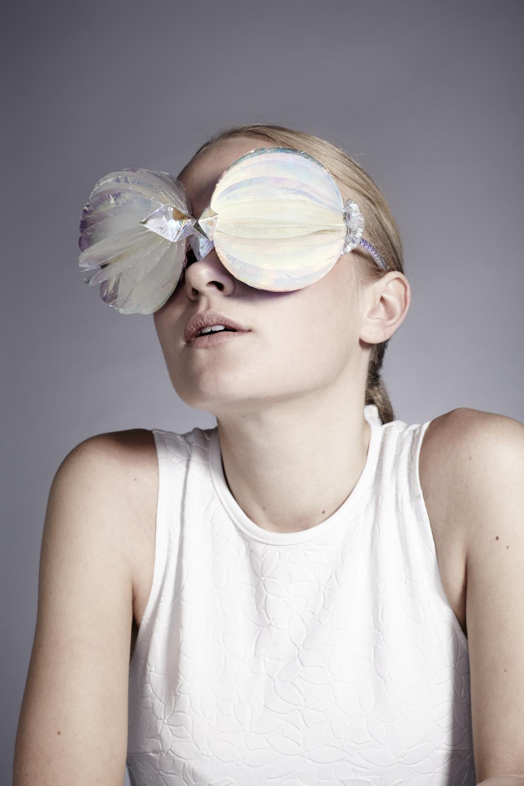 006 Pearl Vision eyeglasses/headband