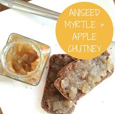 Aniseed Myrtle + Apple Chutney