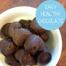 Easy Healthy Chocolate