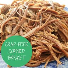 Crap-free Corned Brisket