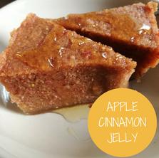 Apple + Cinnamon Jelly
