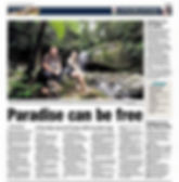 Sunshine Coast Daily nature article