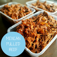 Mexican Pulled Beef