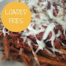 Loaded Fries