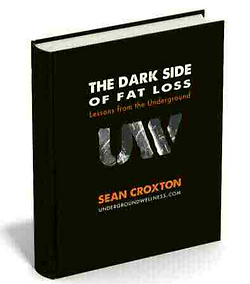 sean croxton, underground wellness, dark side of fat loss, personal training, ebook, paleo