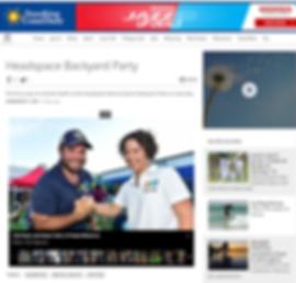 Sunshine Coast Daily Headspace Hootenanny