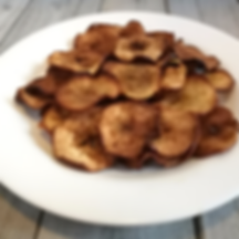 Free recipe: Apple + Cinnamon Chips