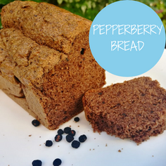Pepperberry Bread