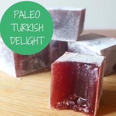 Paleo Turkish Delight