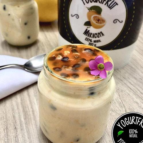 Yogurt Griego Maracuya / Kilo