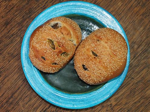 Pan de Brevas