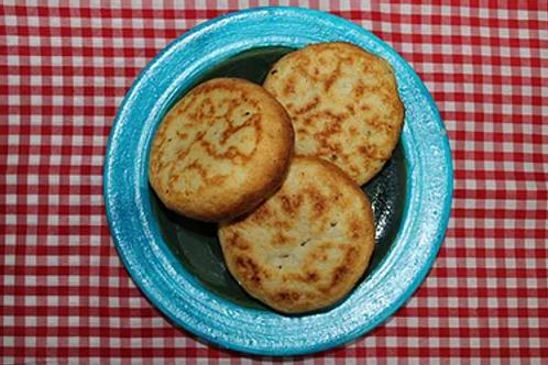 Arepas de maiz