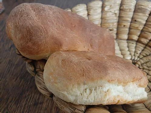 Pan aliñado largo