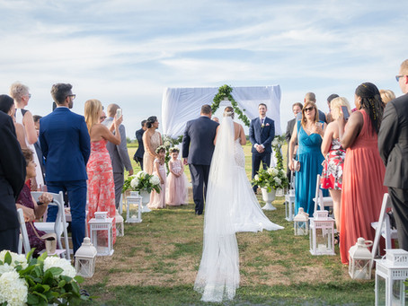 The magical wedding of Natalia & Colt