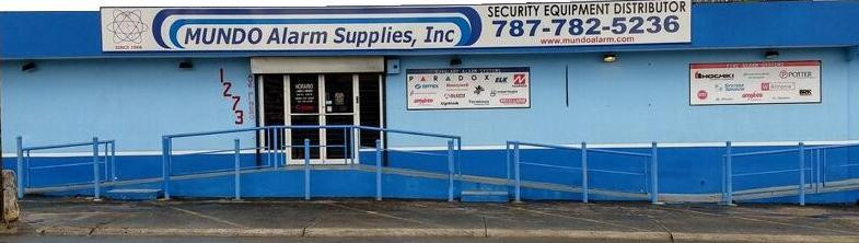 ABOUT US   Mundo Alarm Supplies, Inc