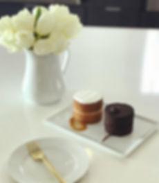 Gabriel Diaz Cake Design Cake Tasting