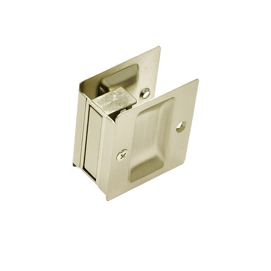 Sliding Door Passage Lock