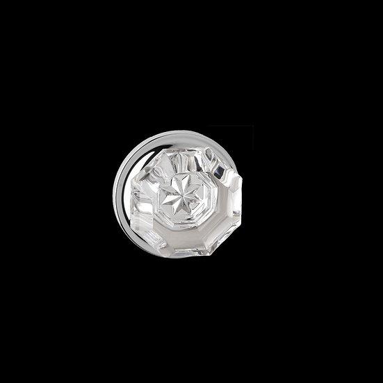 Bravura Crystal 925 Knob