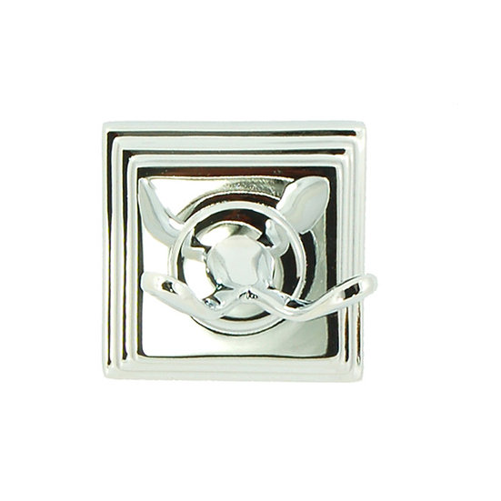 Union Square Double Robe Hook